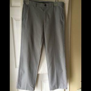 IZOD grey golf pants